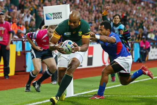 Three Dazzling Intercept Tries in RWC 2015