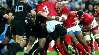 Tonga Reaction: Otai sees