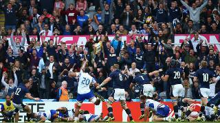 Le film du match : Samoa - Écosse