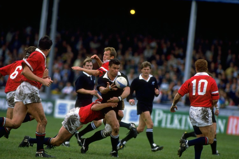USA v NZ 1991 RWC