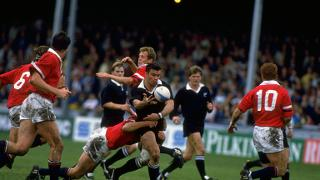 USA v NZ 1991 RWC