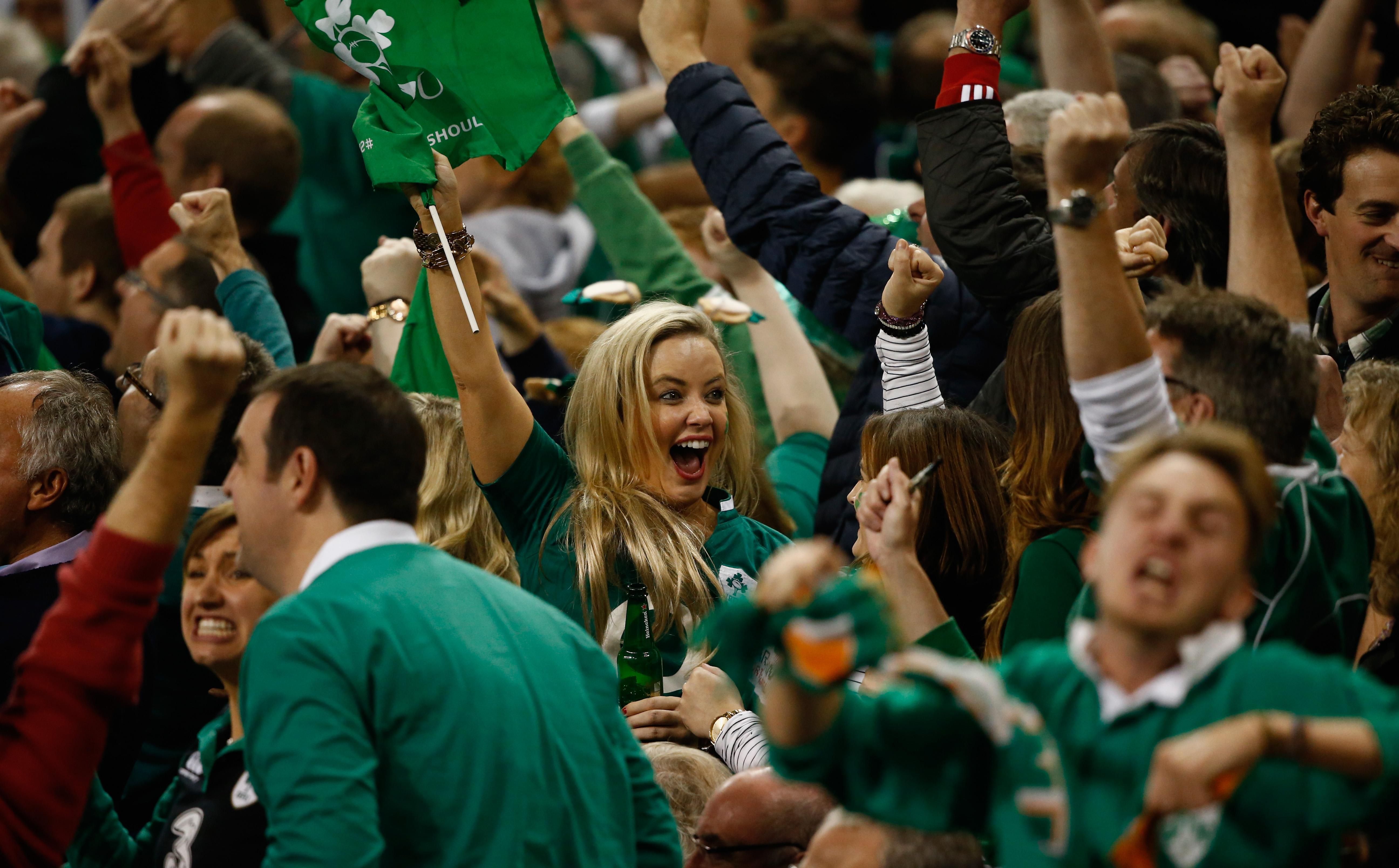 日本 対 アイルランド 放送