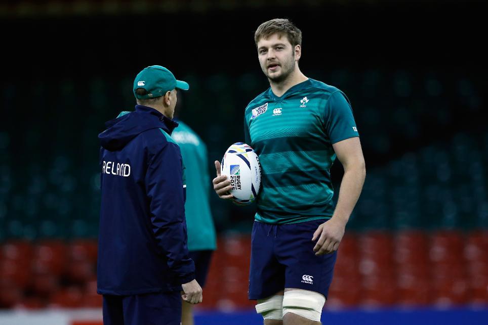 Ireland v Argentina - Quarter Final: Rugby World Cup 2015