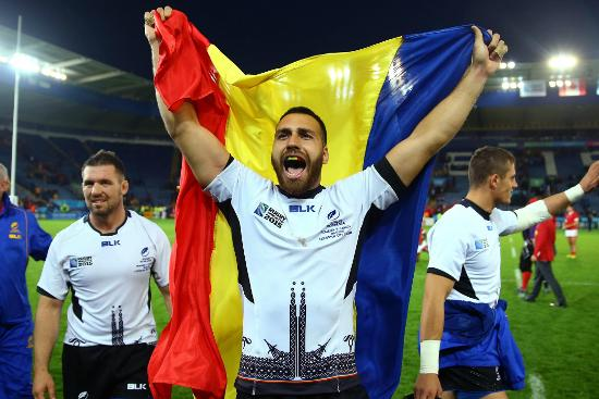 Romania's Best Moments | Rugby World Cup 2015