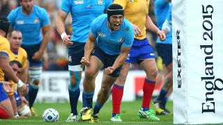 Italy's Best Moments | Rugby World Cup 2015