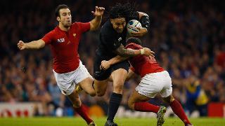 Match highlights: New Zealand v France