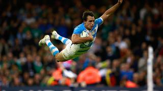アルゼンチン伝説の名シーン : フアン・イモフがアイルランドを切り開く ラグビーワールドカップ2015