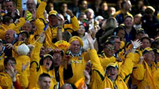 Argentina v Australia - Semi Final: Rugby World Cup 2015