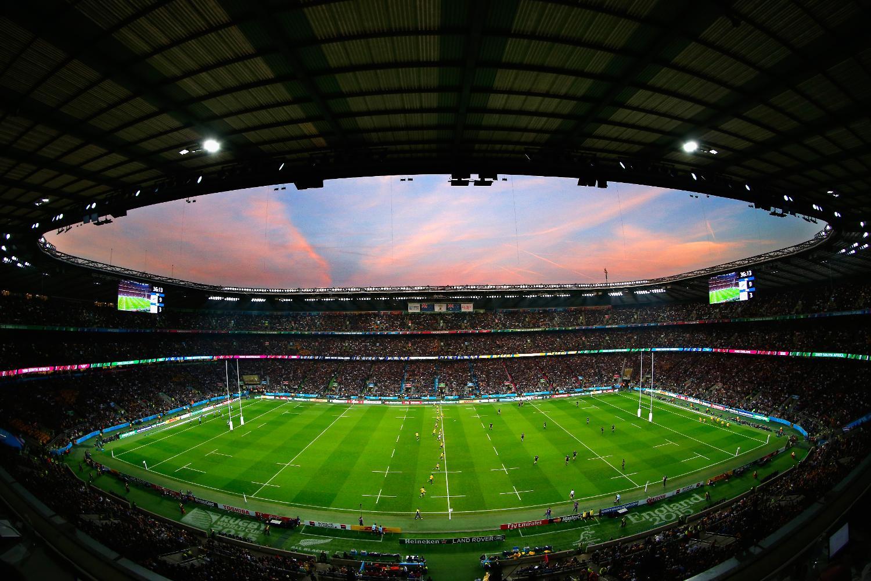 Twickenham Stadium - RWC 2015 Final