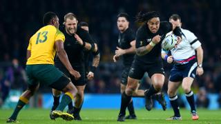 Player Tracking: Ma'a Nonu cuts the perfect line in RWC 2015 final