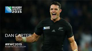 Dan Carter's Greatest Moments | RWC2015