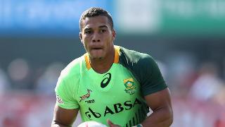 RE:Live - Cheslin Kolbe's DANCING FEET make room for South Africa try!