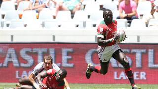 Kenya v USA - HSBC Cape Town Sevens