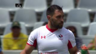 Try, Philip Mack, CANADA v Russia