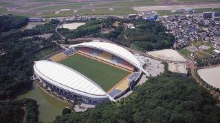 Hakatanomori Football Stadium