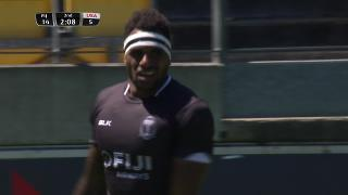 Try, Semi Kunatani, FIJI v Usa