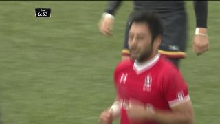Try, Philip Mack, CANADA v Wales