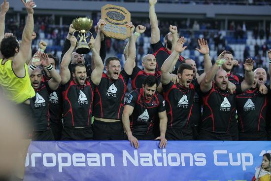 Georgia - ENC Division 1A champions 2016