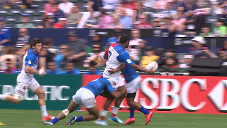 RE:Live - Vakatawa back with a BANG for France!