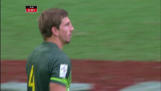 Try, Kwagga Smith, SOUTH AFRICA v Russia
