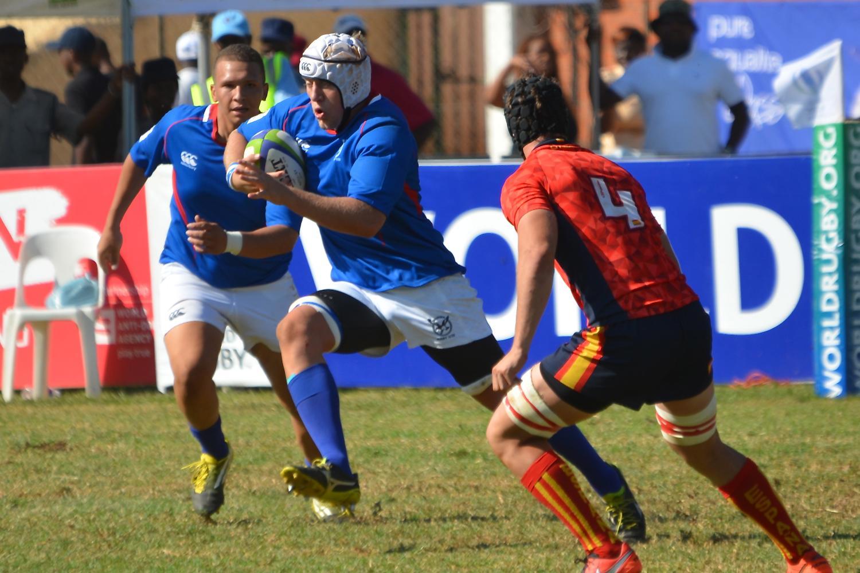 Pool B: Namibia v Spain
