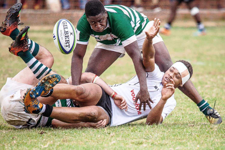 Pool A: Fiji v Zimbabwe