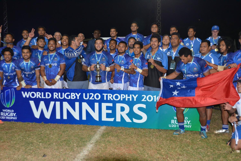 Final: Samoa v Spain