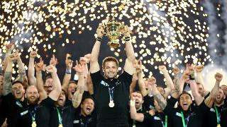 Hall of Fame Greatest Moment: New Zealand 2015 Rugby World Cup