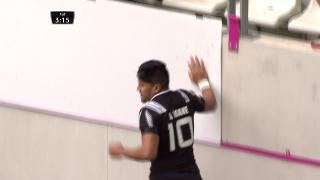 Try, Rieko Ioane, NEW ZEALAND v Argentina