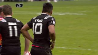 Try, Rieko Ioane, NEW ZEALAND v South Africa