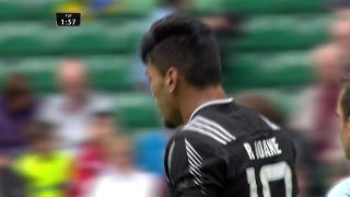 Try, Rieko Ioane, NEW ZEALAND v Brazil