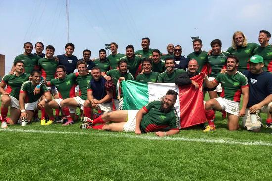 Mexico - Rugby Americas North 2016