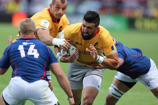 Nations Cup 2016: Namibia v Romania
