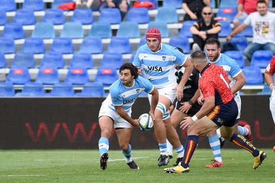 Nations Cup 2016: Argentina XV v Spain