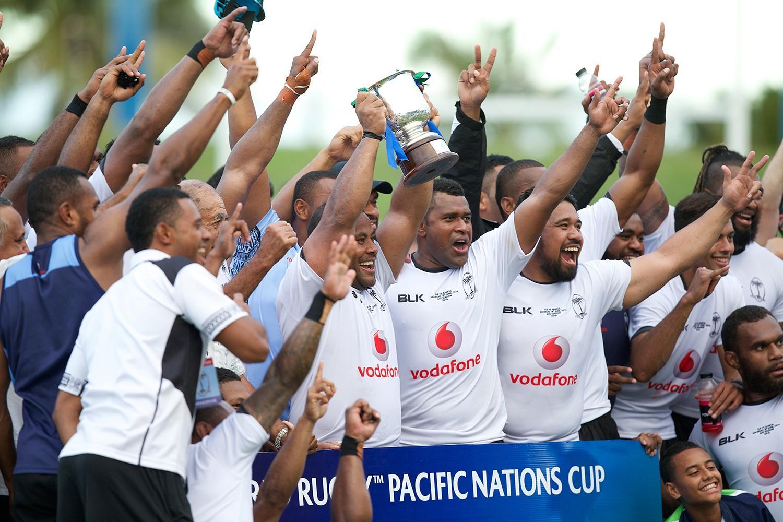 PNC 2016: Fiji v Samoa
