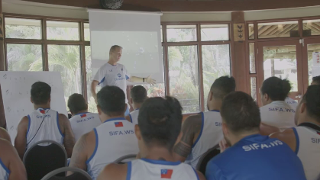 Samoa PNC special: Planning for the big game