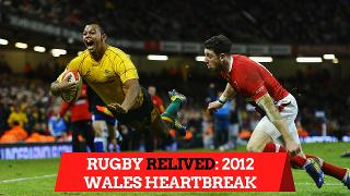Rugby Relived: Wales heartbreak v Australia