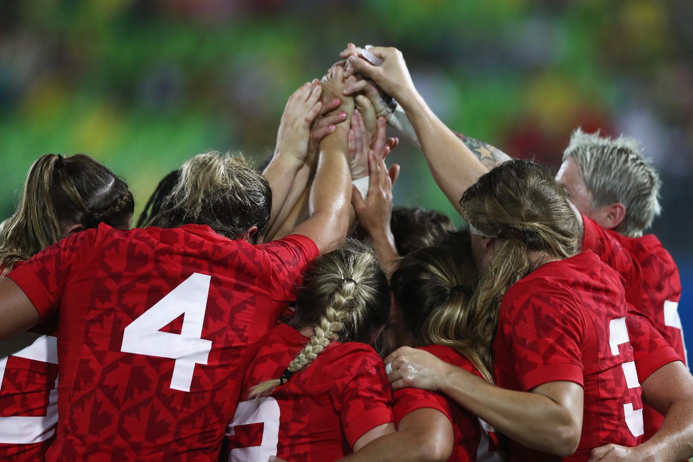 Rio 2016: Women's sevens day two