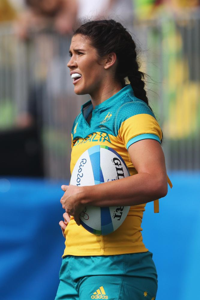 Rugby - Olympics: Day 2