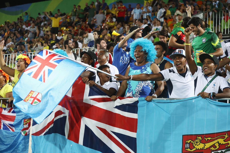 Rio 2016: Men's sevens day one