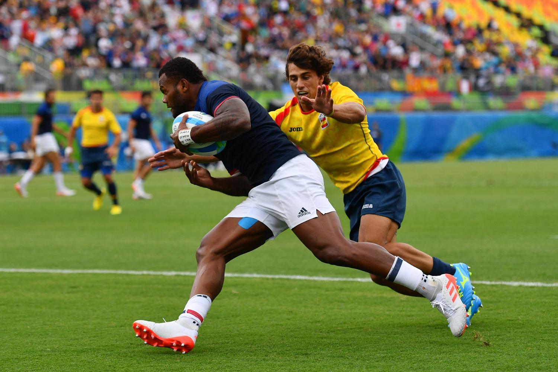 Rio 2016: Men's sevens day two