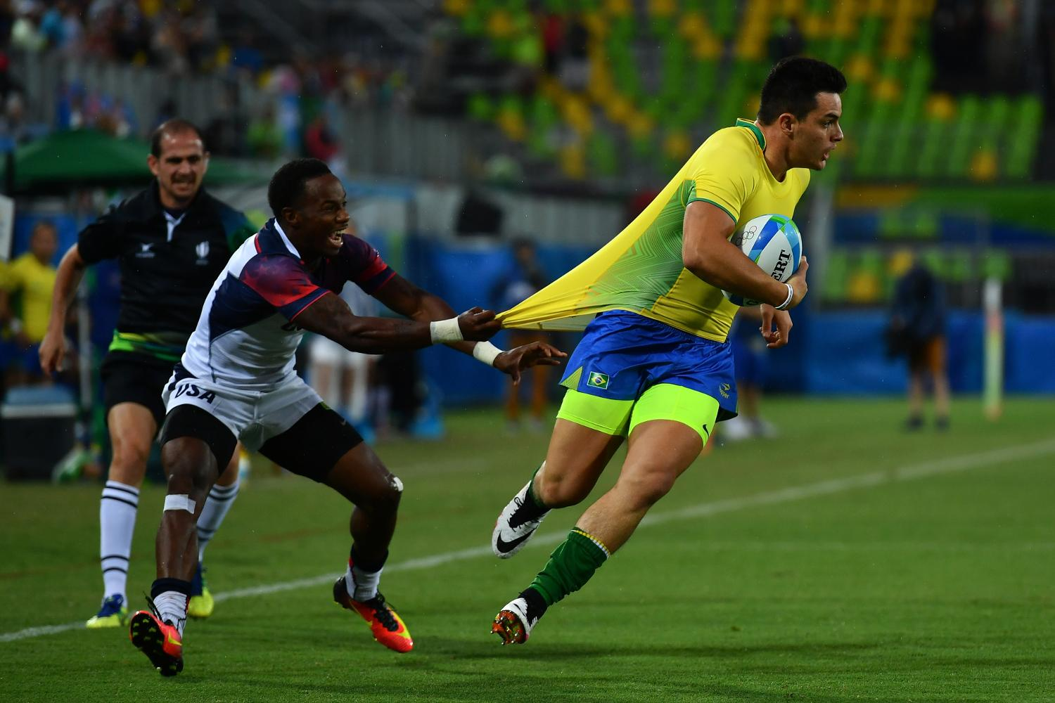 Rugby - Olympics: Day 5