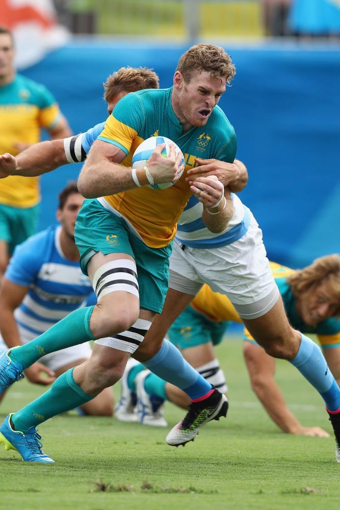 Rio 2016: Men's sevens day three