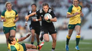 New Zealand Black Ferns v Australia Wallaroos