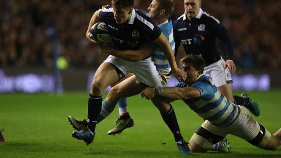 Scotland v Argentina - International Match