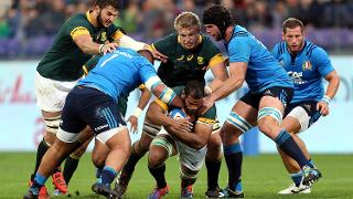 Italy v South Africa - International Match