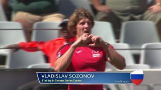 Try, Vladislav Sozonov, RUSSIA vs France