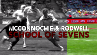 School of Sevens- England's forward specialists