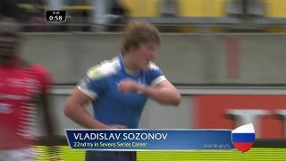 Try, Vladislav Sozonov, Kenya v RUSSIA