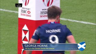 Try, George Horne, SCOTLAND v PNG